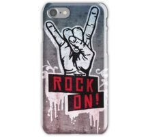 Devilhand - Pommesgabel iPhone Case/Skin