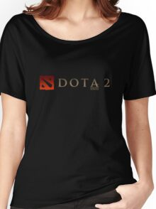 DotA 2 Classic Women's Relaxed Fit T-Shirt