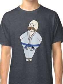 Brazilian Jiu-Jitsu Fatman Cartoon Classic T-Shirt
