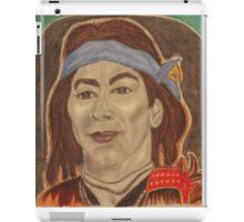 Chief Cochise iPad Case/Skin