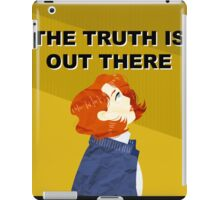 X-Files - Scully iPad Case/Skin