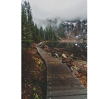 Lake Twentytwo, Washington Photographic Print