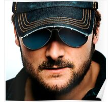 ERIC CHURCH CHIEF TELUR Poster