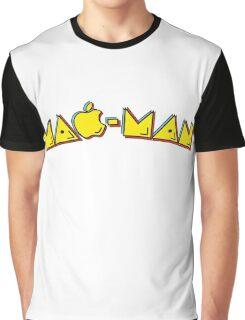 Mac-Man end-user title mashup Graphic T-Shirt