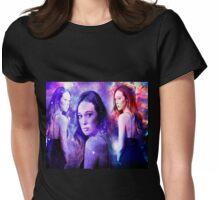 Alycia aka Lexa Womens Fitted T-Shirt
