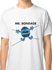 Mr Bondage Classic T-Shirt