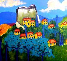 Ciel Bleu by Rusty  Gladdish