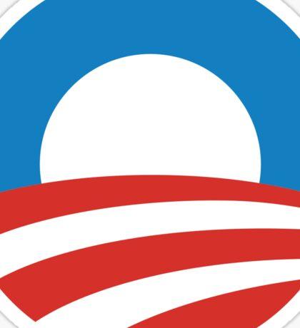 Obama Logo Sticker