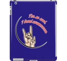 I'm So Cool, I breed Awesomeness iPad Case/Skin