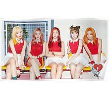 red velvet roussian roulette 3 Poster