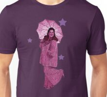 Mama Cass Elliot graphic umbrella design Unisex T-Shirt