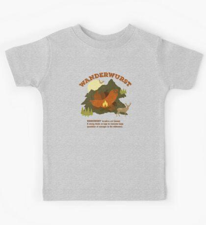 WanderWurst Kids Clothes
