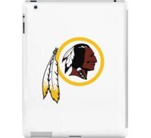 Redskins iPad Case/Skin