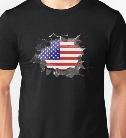 The Great Wall Unisex T-Shirt