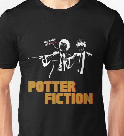 Potter Fiction - Parody Unisex T-Shirt