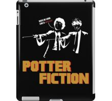 Potter Fiction - Parody iPad Case/Skin