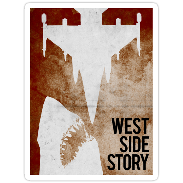 west side story by 1974design
