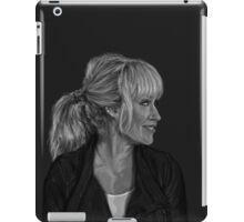 Parker Greyscale iPad Case/Skin