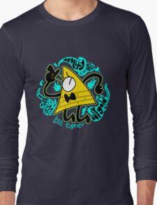 Bill Cipher Long Sleeve T-Shirt