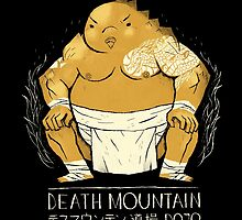 death mountain dojo by louros