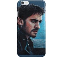 Captain Hook iPhone Case/Skin