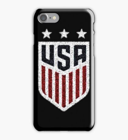 USWNT logo iPhone Case/Skin