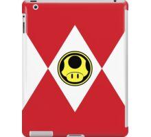 Mushroom Plumber Ranger iPad Case/Skin