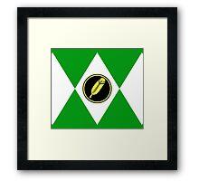 Feather Plumber Ranger Framed Print