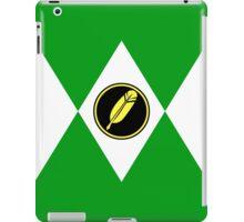 Feather Plumber Ranger iPad Case/Skin