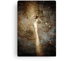 Rising Angel Canvas Print