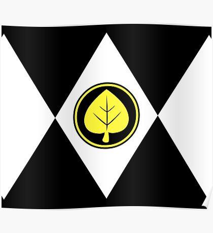 Leaf Plumber Ranger Poster