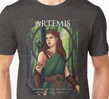 The 100 Greek Gods - Octavia Unisex T-Shirt