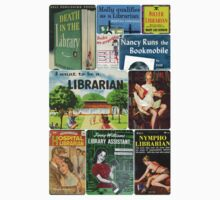 Librarians on Books T-Shirt