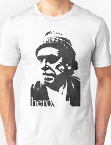 Hero - Charles Bukowski Unisex T-Shirt