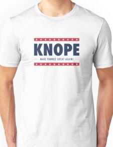 Knope for President Unisex T-Shirt