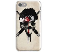 Death to LaRusso iPhone Case/Skin