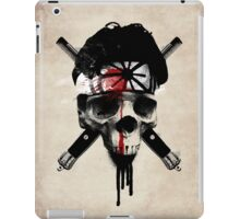 Death to LaRusso iPad Case/Skin