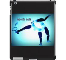 Sports nut! iPad Case/Skin
