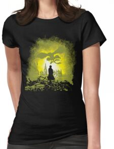 Parallel World Womens Fitted T-Shirt