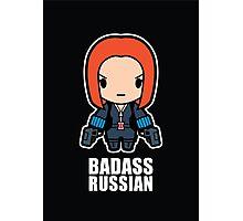 Badass Russian Photographic Print