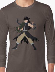 Fairy Tail Gajeel Long Sleeve T-Shirt
