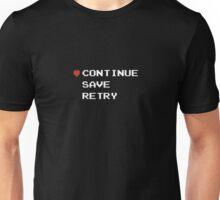 Zelda Save Screen Unisex T-Shirt