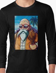 The Master Roshi  Long Sleeve T-Shirt