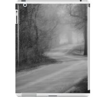 Country Road  iPad Case/Skin