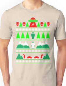 Paranormal Christmas Unisex T-Shirt