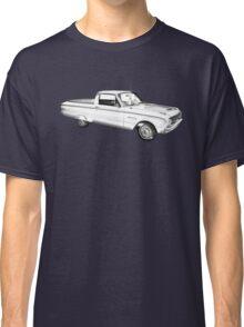 1962 Ford Falcon Pickup Truck Illustration Classic T-Shirt