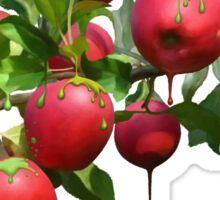 Melting Apples Sticker