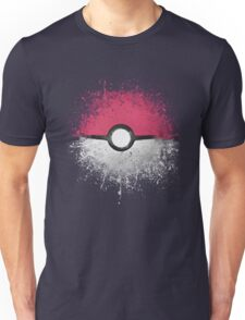 Pokemon: Gotta Catch 'Em All Pokeball Shirt  Unisex T-Shirt