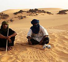 Desert Keepers by Omar Dakhane