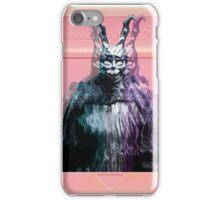 Vaporwave Donnie Darko! iPhone Case/Skin